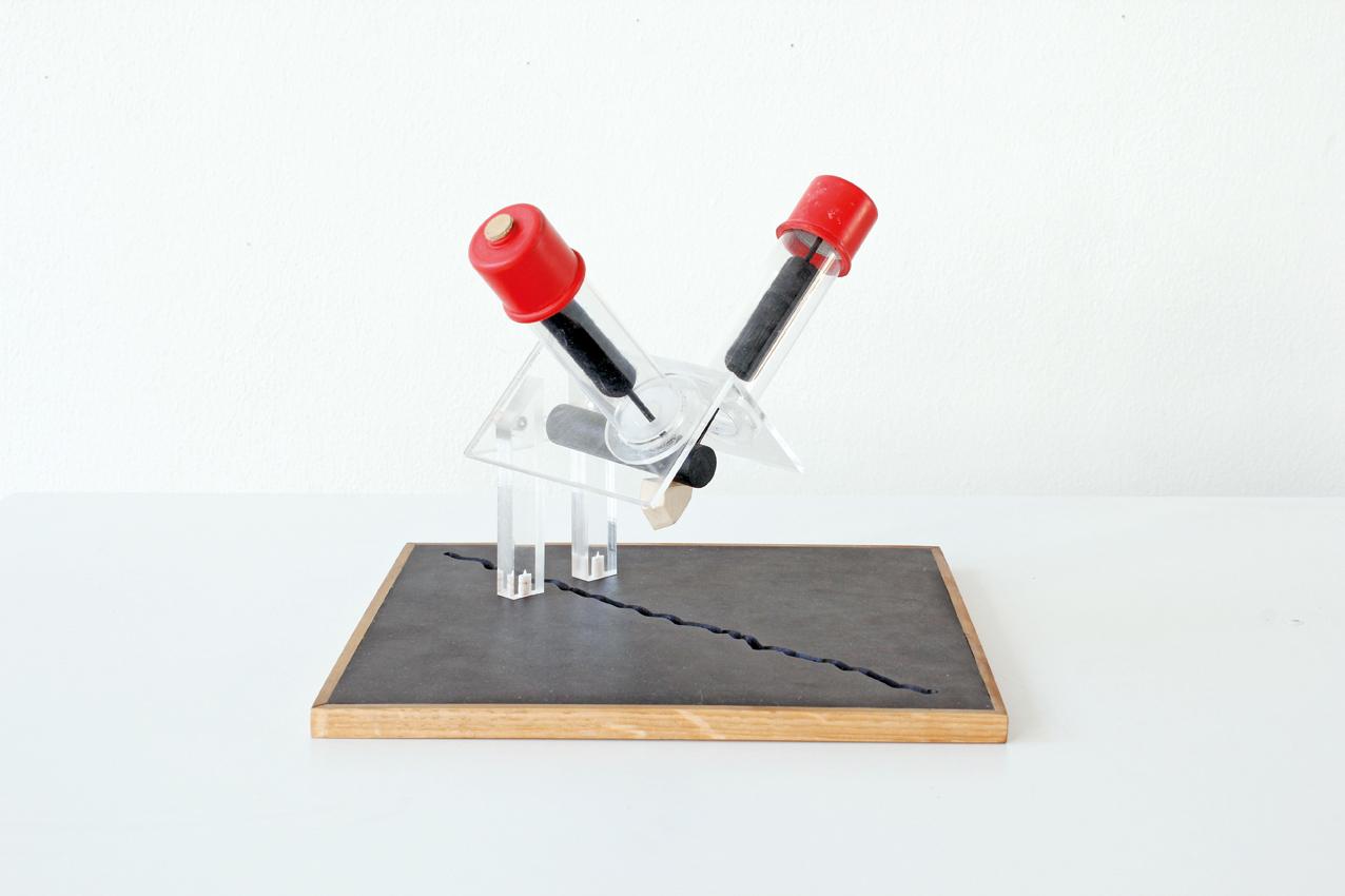 Stereo - Modell eines Stereo-CutterHead - Alex Rex