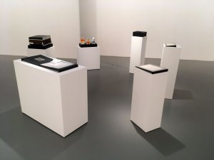 Alex Rex - Die Tönenden Schwämme - Exhibition Kunstmuseum Singen 2019